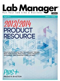 2013/2014 Product Resource Guide Magazine Issue Cover