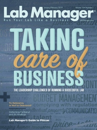 Taking Care of Business Magazine Issue Cover