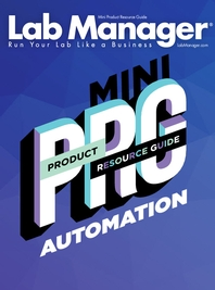 Automation Product Resource Guide Magazine Issue Cover