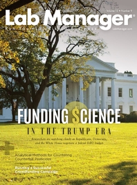 Funding Science in the Trump Era Magazine Issue Cover