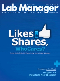 Likes and Shares, Who Cares? Magazine Issue Cover