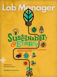 Sustainability & Energy Magazine Issue Cover