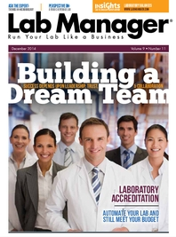 Building a Dream Team Magazine Issue Cover