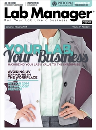 Your Lab, Your Business Magazine Issue Cover