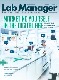 Marketing Yourself in the Digital Age Magazine Issue Cover