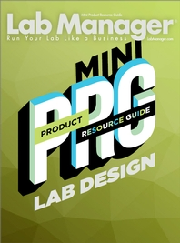 Lab Design Product Resource Guide Magazine Issue Cover