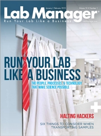 Run Your Lab Like A Business Magazine Issue Cover