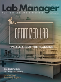 The Optimized Lab Magazine Issue Cover