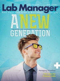 A New Generation Magazine Issue Cover