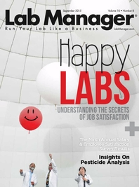 Happy Labs Magazine Issue Cover