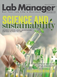Science and Sustainability Magazine Issue Cover