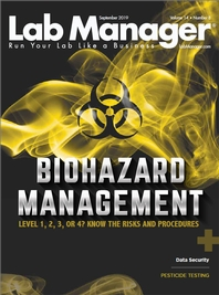 Biohazard Management Magazine Issue Cover