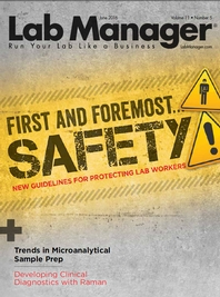 First and Foremost... Safety! Magazine Issue Cover