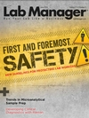 First and Foremost... Safety!