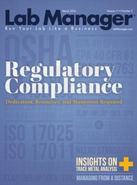 Regulatory Compliance Magazine Issue Cover