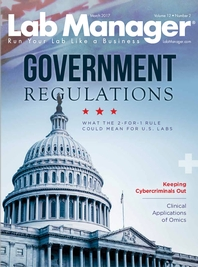 Government Regulations Magazine Issue Cover