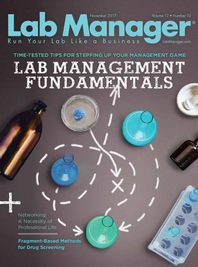 Lab Management Fundamentals Magazine Issue Cover