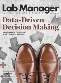 Data-Driven Decision Making Magazine Issue Cover