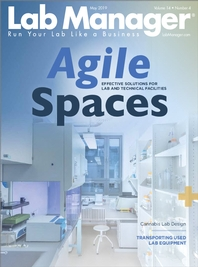 Agile Spaces Magazine Issue Cover
