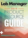 2016 Product Resource Guide