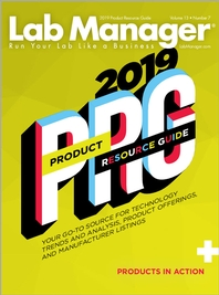 2019 Product Resource Guide Magazine Issue Cover