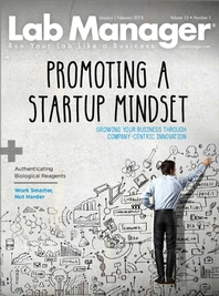 Promoting a Startup Mindset Magazine Issue Cover