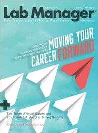 Moving Your Career Forward Magazine Issue Cover