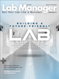 Building a Future-Friendly Lab Magazine Issue Cover