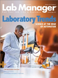 Laboratory Trends Magazine Issue Cover