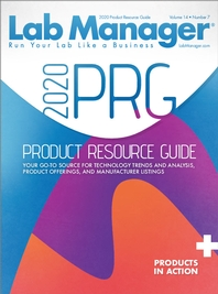 2020 Product Resource Guide Magazine Issue Cover