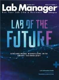 Lab of the Future Magazine Issue Cover