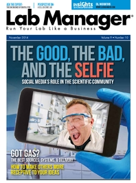 The Good, The Bad, and The Selfie Magazine Issue Cover