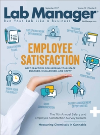 Employee Satisfaction Magazine Issue Cover