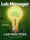 Sustainable Lab Practices