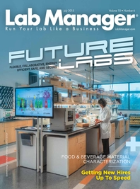 Future Labs Magazine Issue Cover