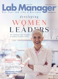 Developing Women Leaders Magazine Issue Cover
