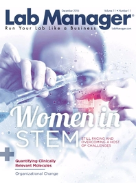 Women in STEM Magazine Issue Cover