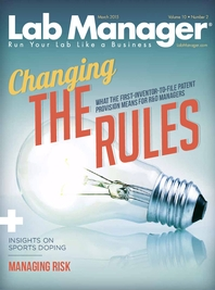 Changing The Rules Magazine Issue Cover