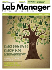 Growing Green Magazine Issue Cover